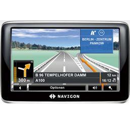 Navigationssystem mieten