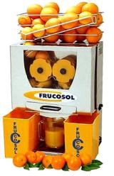 Orangensaftpresse mieten
