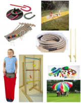 Outdoor Spielepaket