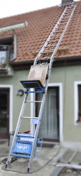 Schrägaufzug / Dachdeckeraufzug mieten